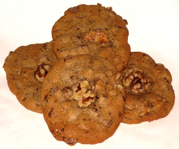 Chocolate Chip with Walnut Cookies